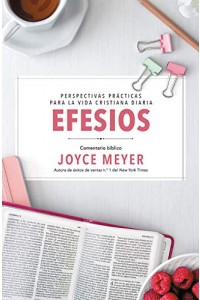Efesios: Comentario biblico (Serie Vida Profunda) -  - Meyer, Joyce