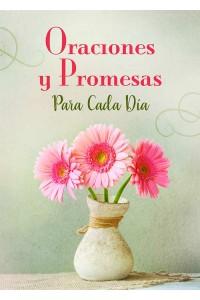 Oraciones y promesas para cada día -  - Barbour Publishing