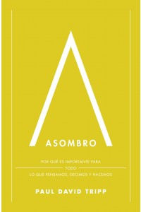 Asombro -  - Tripp, Paul David