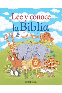 Lee y conoce la Biblia -  - Goodings Christina, Smith Jamie