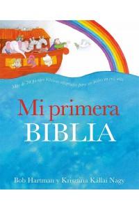 Mi primera Biblia / The Lion Storyteller Bible -  - Hartman, Bob , Kallai Krisztina