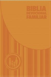 Biblia devocional familiar NBV - Edición lujo -