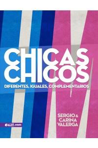 Lecciones para chicas chicos diferentes, iguales, complementarios -  - Valerga,Sergio&Carina