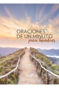Oraciones de un minuto para hombres -  - Harvest House Publishers