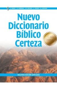 Nuevo Diccionario Biblico Certeza -