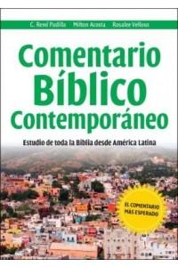 Comentario Bíblico Contemporáneo: Estudio de toda la Biblia desde América Latina -  - Varios Autores