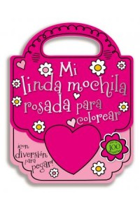 Mi Linda Bolsa Rosada Para Colorear