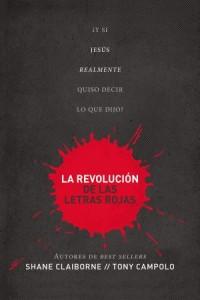 Revolución de las Letras Rojas - 9780718023911 - Claiborne, Shane