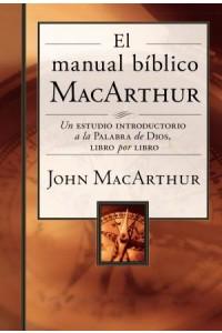 Manual Bíblico MacArthur -  - MacArthur, John F.