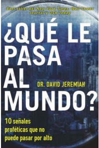 Qué le Pasa Al Mundo? -  - Jeremiah, David