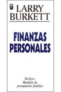 Finanzas personales -  - Burkett, L.