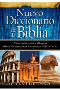 Nuevo diccionario de la Biblia  *PRECIO NUEVO* -  - Lockward, A.