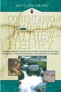 Com. Biblia Matthew Henry en un solo tomo *PRECIO NUEVO* -  - Henry, Matthew