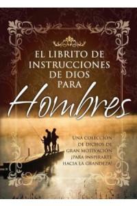Librito de instrucciones de Dios para hombres,El -  - Honor Books