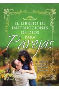 Librito de inst. de Dios para parejas, El *PRECIO NUEVO* -  - Honor Books