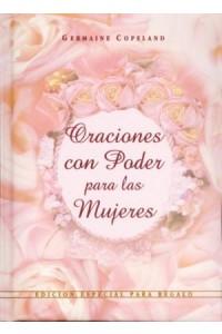 Oraciones con poder para mujeres / Ed. regalo -  - Copeland, Germaine