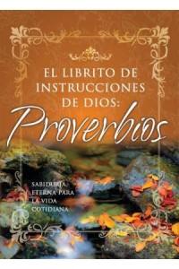 Librito de Dios de Proverbios, El -  - Honor Books