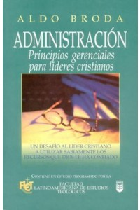 Administración -  - Broda, A.