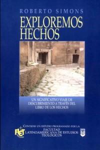 Exploremos Hechos -  - Simons, R.