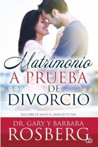 Matrimonio a prueba de divorcio -  - Roseberg, G. B.