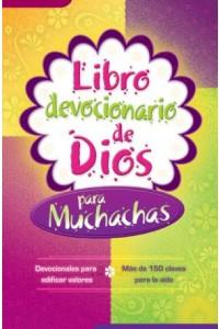 Libro devocionario de Dios para muchachas *PRECIO NUEVO* -  - Honor Books
