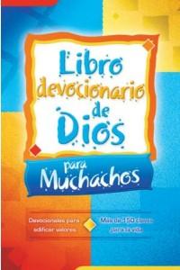 Libro devocionario de Dios para muchachos *PRECIO NUEVO* -  - Honor Books