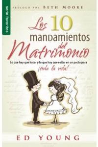 Diez mandamientos del matrimonio, Los / Favoritos -  - Young, Ed