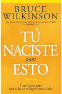 Tú naciste para esto -  - Wilkinson & Kopp