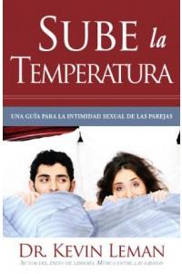 Sube la temperatura -  - Leman, Kevin