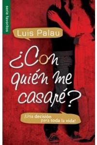 ¿Con quién me casaré? / Favoritos -  - Palau, Luis