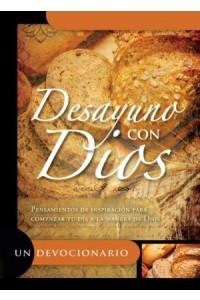 Desayuno con Dios / Devocional -  - Honor Books