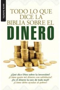 Todo lo que la Biblia dice sobre el dinero / Bolsillo -  - Varios