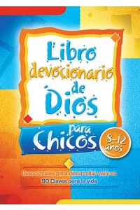 Libro devocionario de Dios para chicos / Devocional -  - Honor Books