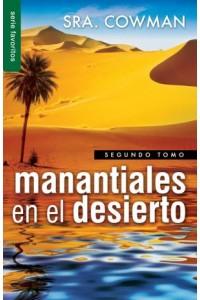 Manantiales en el desierto Vol. 2 / Favoritos -  - Cowman, Sra