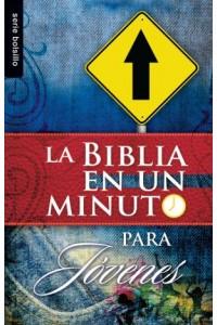 Biblia en un minuto: para jóvenes -  - Murdock, M.