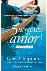 Cinco lenguajes del amor para hombres, Los (Revisado) -  - Chapman, Gary