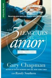 Cinco lenguajes del amor para hombres, Los - REVISED (FAV) -  - Chapman, Gary