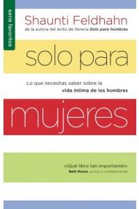 Solo Para Mujeres / Favoritos -  - Feldhahn / Rice