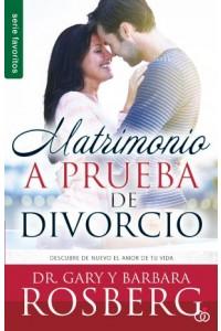 Matrimonio a prueba de divorcio / Favoritos -  - Rosberg, Gary & Barbara