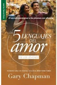 Cinco lenguajes del amor, Los -jovenes /FAVORITO  -  - Chapman, Gary
