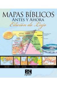 Mapas Bíblicos Antes y Ahora -