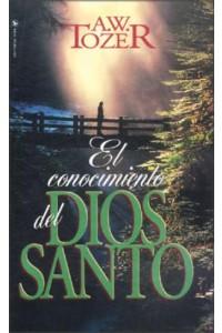 Conocimiento del Dios Santo - 9780829704662 - Tozer, A. W.
