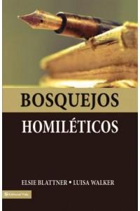 Bosquejos Homiléticos -  - Blattner, Elsie F.