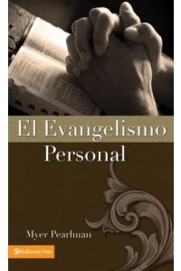 Evangelismo Personal -  - Pearlman, Myer