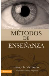 Métodos de Enseñanza (nueva edición) -  - Walker, Luisa Jeter de