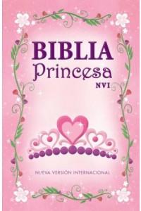Biblia Princesa NVI -  - Zondervan,