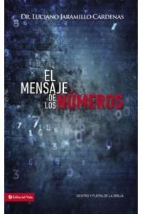 Mensaje de los Números -  - Jaramillo Cárdenas, Luciano