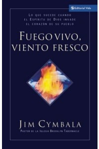 Fuego Vivo, Viento Fresco -  - Cymbala, Jim