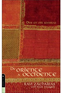 De Oriente a Occidente -  - Zacharias, Ravi