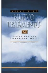 NVI Nueva vida Nuevo Testamento; edición nueva -  - Zondervan,